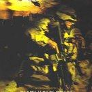 Black Hawk Down Advance Single Sided Original Movie Poster 27×40 inches