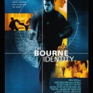 Bourne Identity Double Sided Original Movie Poster 27×40inches