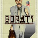 Borat International Double Sided Original Movie Poster 27×40 inches