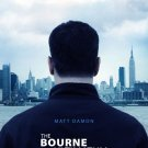 Bourne Ultimatum Advance Double Sided Original Movie Poster 27×40 inches