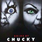 Bride of Chucky Single Sided Original Movie Poster 27x40 inches