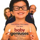 Baby Geniuses Double Sided Original Movie Poster