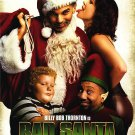 Bad Santa Double Sided Original Movie Poster 27×40 inches