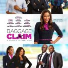 Baggage Claim Double Sided Original Movie Poster 27×40 inches