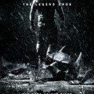 Batman Dark Knight Rises Advance B Double Sided Original Movie Poster 27×40 inches