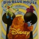 Bear in the Big Blue House 1998 Original Disney Channel 27×40