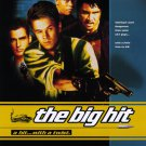Big Hit 1998 Double Sided Original Movie Poster 27×40