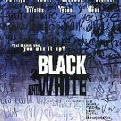 Black and White Double Sided Original Movie Poster 27×40