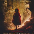 Brothers Grimm (Girl Walking) Double Sided Original Movie Poster 27×40