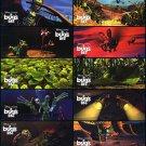 Bug's Life Lobby Cards 10 Cards Rare!