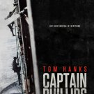 Captain Phillips Advance Single Sided Original Movie Poster 27×40 inches