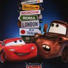 Cars 2 Version C Double Sided Original Movie Poster 27×40 inches