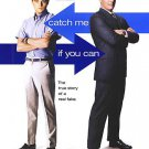 Catch Me If You Can International Double Sided Original Movie Poster 27×40 inches