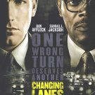 Changing Lanes Double Sided Original Movie Poster 27×40 inches