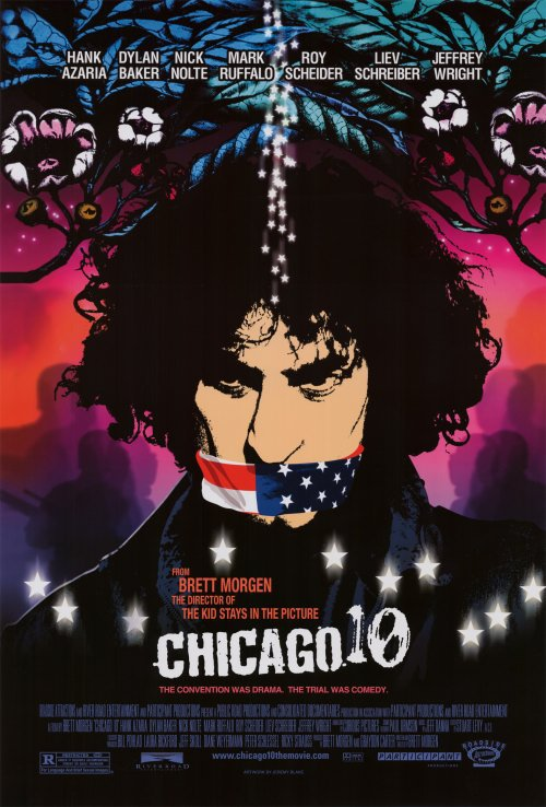Chicago 10 Single Sided Original Movie Poster 27�40 inches