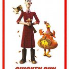 Chicken Run (A Real Plucker) Double Sided Orig Movie Poster 27x40 inches inches