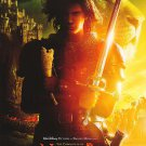 Chronicles of Narnia : Prince of Caspian Advance A Double Sided Original Movie Poster 27×40 inches
