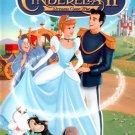Cinderella II Dvd Single Sided Original Movie Poster 27×40 inches