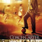 Coach Carter Double Sided Original Movie Poster 27×40 inches