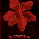 Colombiana Double Sided Orig Movie Poster 27x40 inches