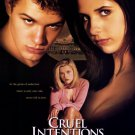 Cruel Intentions Regular Double Sided Original Movie Poster 27×40 inches