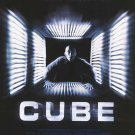 Cube Single Sided Original Movie Poster 27×40 inches