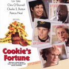 Cookie's of Fortune Single Sided Original Movie Poster 27×40