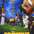 Cookout (2004) Single Sided Original Movie Poster 27×40