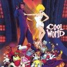 Cool World Single Sided Original Movie Poster 27×40