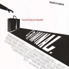 Criminal Double Sided Original Movie Poster 27×40 inches
