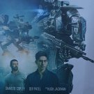 Chappie International A Double Sided Original Movie Poster 27×40