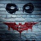 Dark Knight The Wall Double Sided Original Movie Poster 27×40