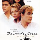 Dawson's Creek Tv Show Single Sided Original Movie Poster 27×40