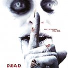 Dead Silence International Double Sided Original Movie Poster 27×40