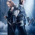 Huntsman Winter's War Version B Double Sided Original Movie Poster 27×40