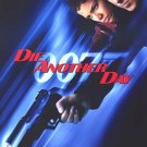 Die Another Day Advance Bond / Jinx Single Sided Original Movie Poster 27×40
