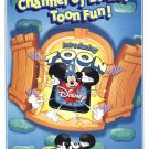 DisneyToon Channel Original Poster 27×40