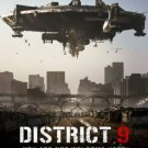 District 9 International (Coming Soon) Double Sided Original Movie Poster 27×40