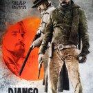 Django International A Double Sided Original Movie Poster 27×40