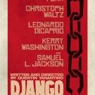 Django Advance A Double Sided Original Movie Poster 27×40