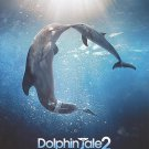 Dolphin Tale 2 Double Sided Original Movie Poster 27×40
