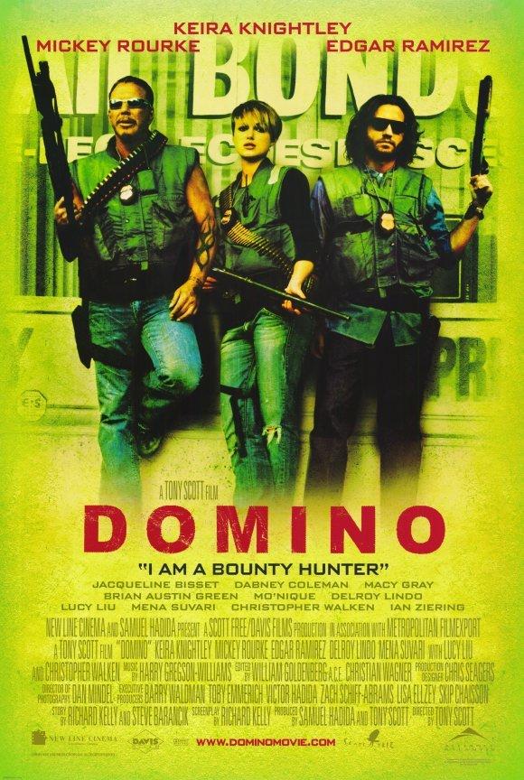 Domino Single Sided Original Movie Poster 27�40