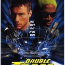 Double Team Double Sided Original Movie Poster 27×40