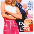 Down With Love Single Sided Original Movie Poster 27×40