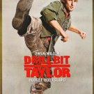 Drillbit Taylor Double Sided Original Movie Poster 27×40