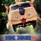 Dumb and Dumber To Advance Double Sided Original Movie Poster 27×40