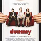 Dummy Single Sided Original Movie Poster 27×40
