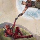 Deadpool 2 Advance B Double Sided Original Movie Poster 27×40