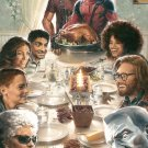 Deadpool 2 Advance Thanksgiving Double Sided Original Movie Poster 27×40