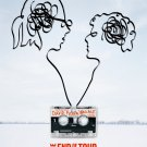 End of the Tour Double Sided Original Movie Poster 27×40